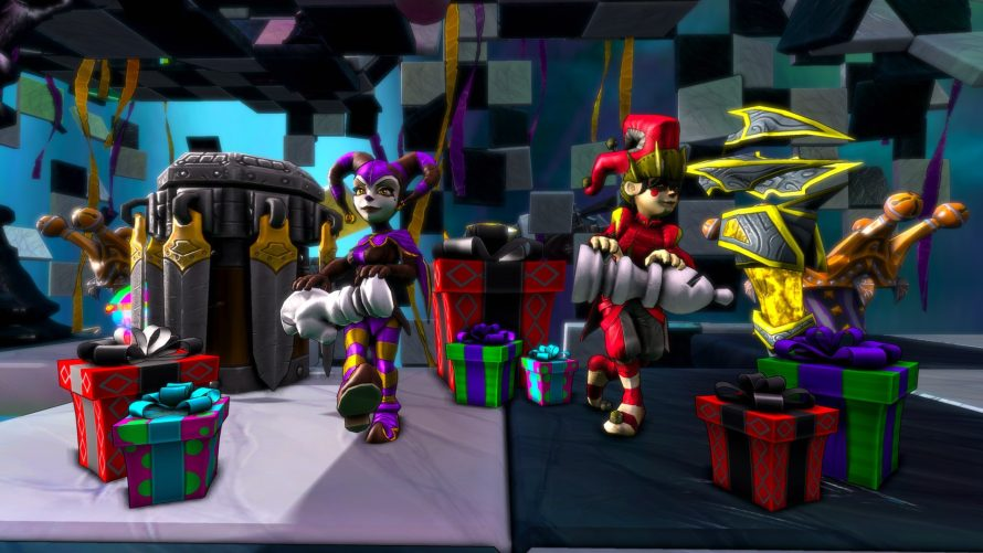 Wraithkal's Indie Update (Week 32 2012) With a Jester of Dungeon Defenders DLC