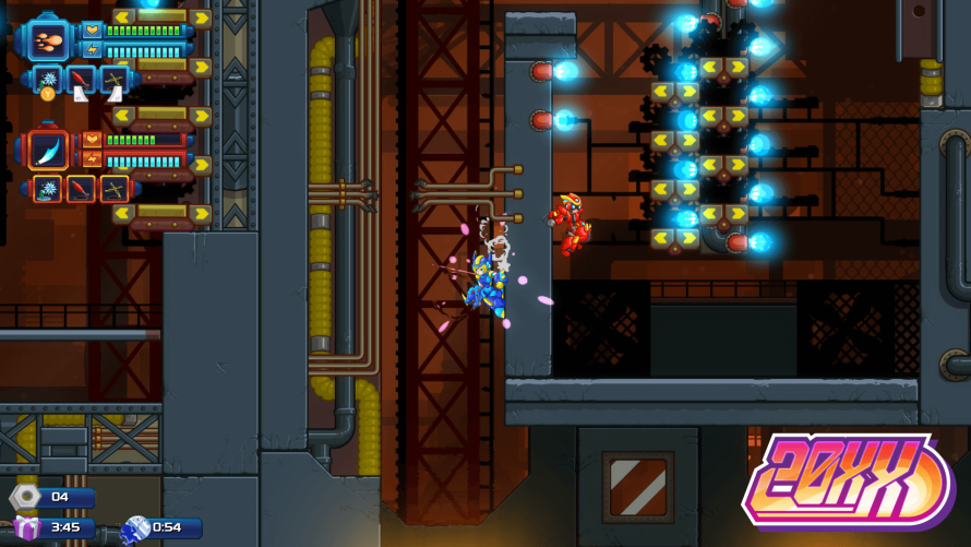'Mega Man' Inspired '20XX' Heading For Consoles Next Month