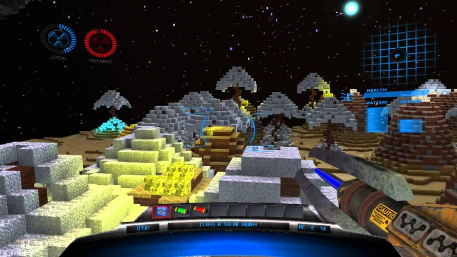 Space, the Final Frontier… 'Xenominer' Has Crash Landed On XBLIG