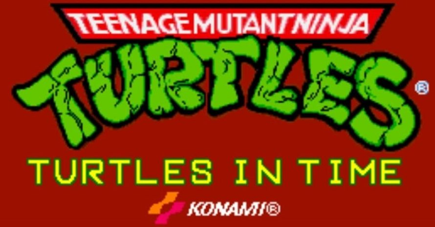 'Turtles In Time' or Out of Time?