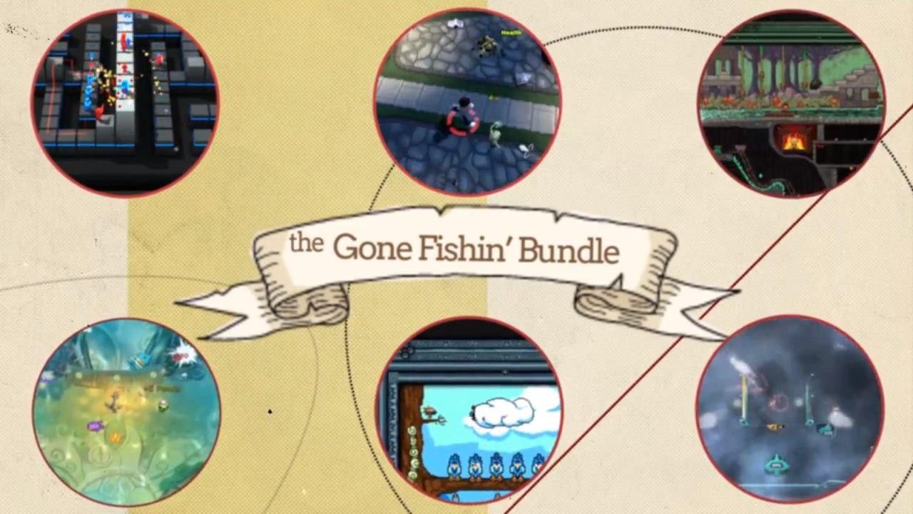IndieRoyale Gone Fishin'