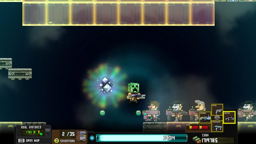 Action-RPG-Platformer With Lots of Guns: 'Platformines' Beta 2 Now Available
