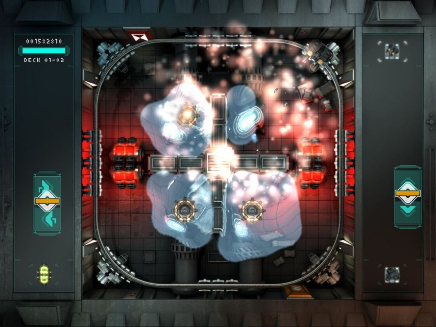 Defend Your Ship In Upcoming iOS Arcade Shooter 'STINGOUT'