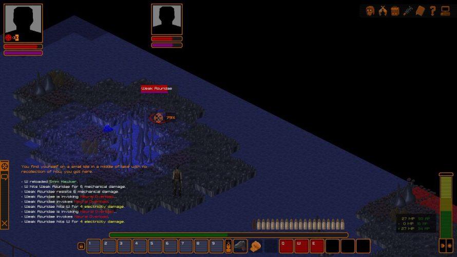 Alpha Demo of Isometric Old-School RPG 'Underrail' Released