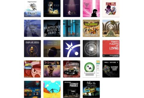 Game Music Bundle Celebrates Second Anniversary With 24 Albums For Cheap