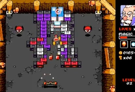 Playstation Fans Can Now Go Paddle-and-Ball-to-the-Wall In Indie RPG 'Wizorb'