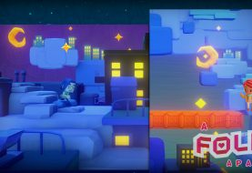 Fold the Entire World in 'A Fold Apart' to Save a Long-Distance Relationship