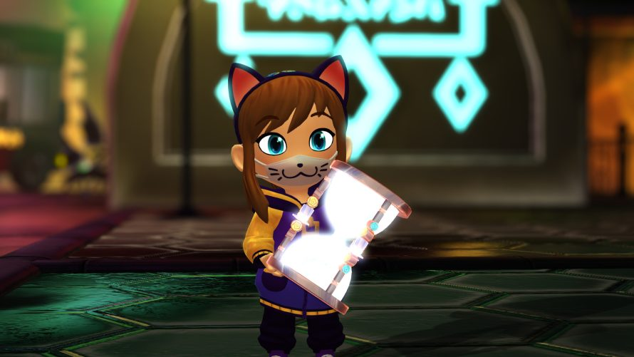 Join a Gang, Get the Party Started in 'A Hat in Time' DLC 'Nyakuza Metro + Online Party'