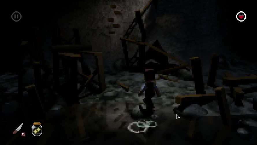 'A Room Beyond's Finale Awaits With Pixellated Lovecraftian Inspired Horror