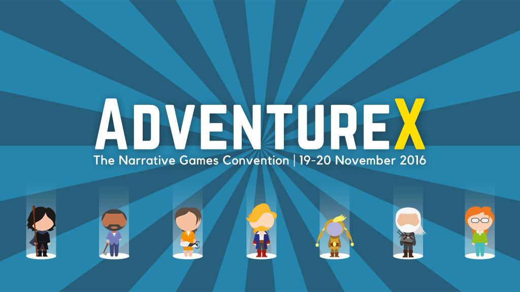 AdventureX 2016