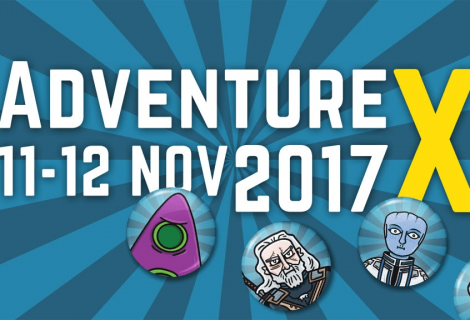 Let's Get It Kickstarted: AdventureX 2017