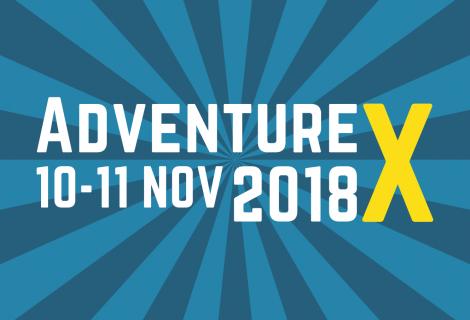 AdventureX 2018 Bringing Narrative-Driven Gaming to Central London This November