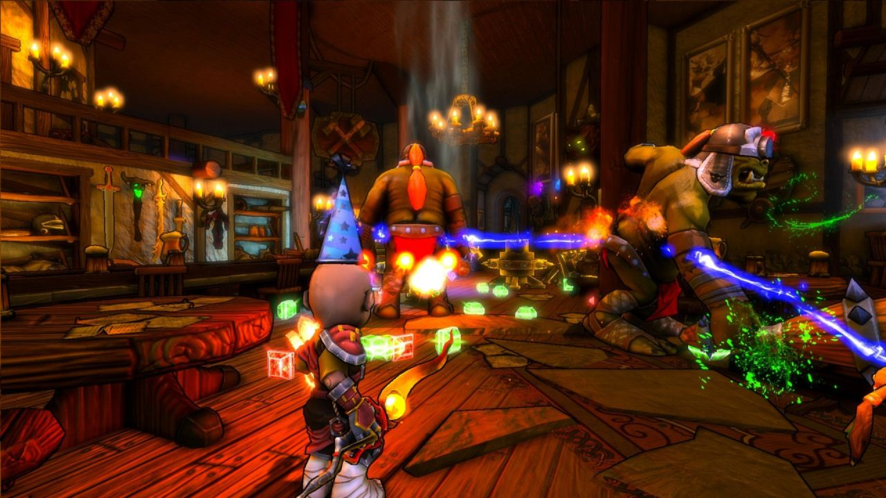 Dungeon Defenders Anniversary DLC