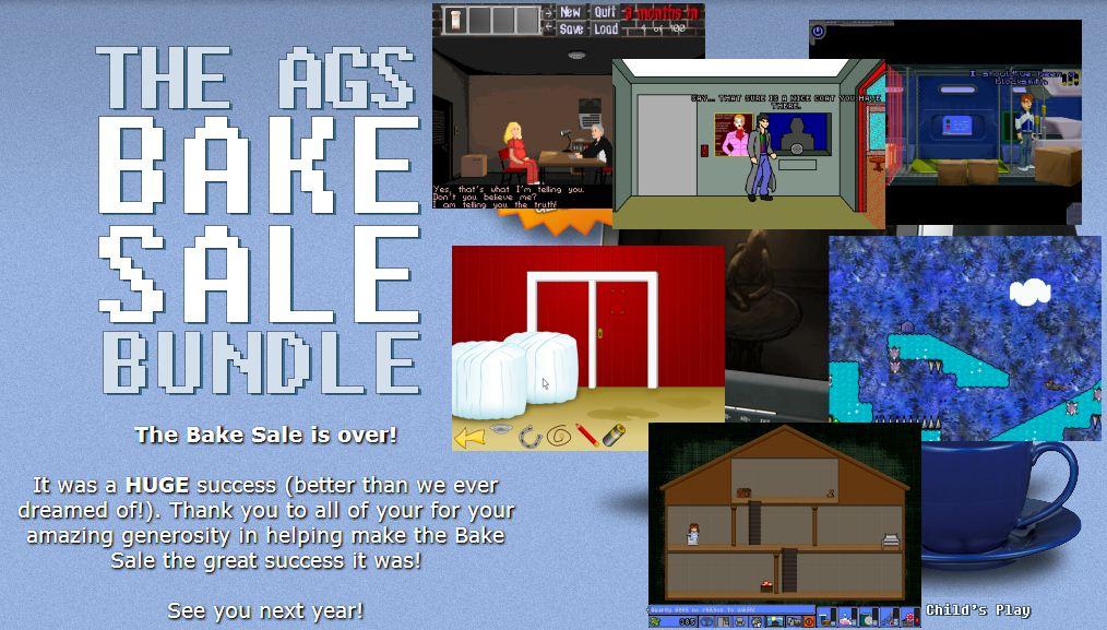 2012 AGS Bake Sale