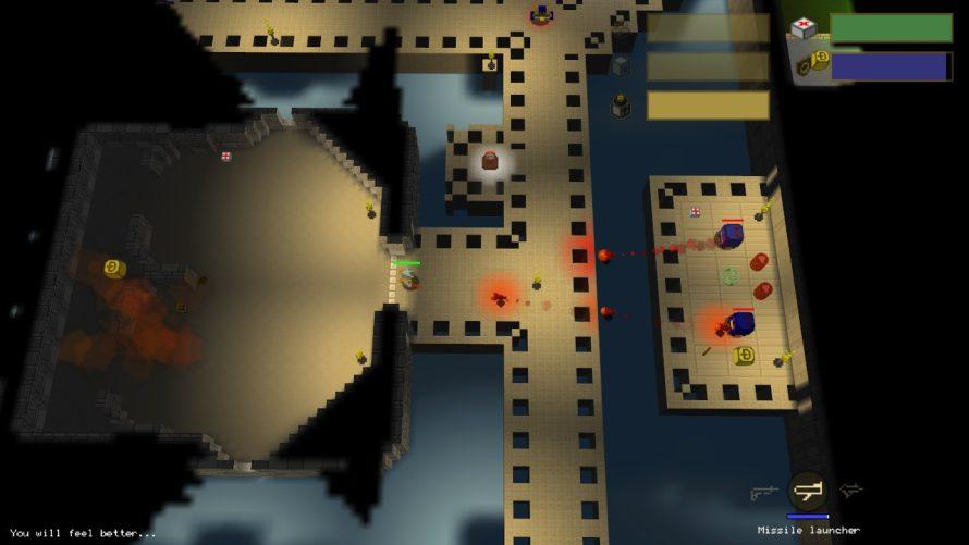 [Update: Greenlit] Stuck In Greenlight Limbo: 'Alien Blitz'