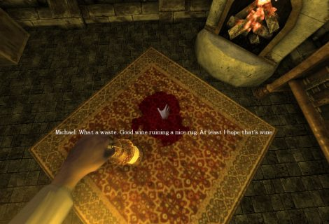 Fancy 'A Late Night Drink' In This Custom 'Amnesia: The Dark Descent' Story?