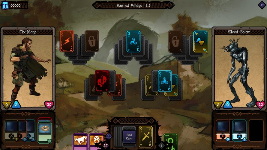 'Ancient Enemy' Stacks the Deck(s) Against You in a World Where Evil Has Already Won