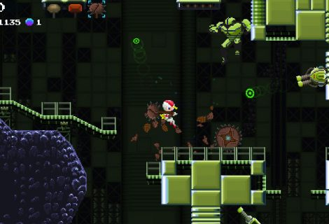 'Operation Smash' Release: A Hammerin' Metroidvania 500 Million Years In the Past