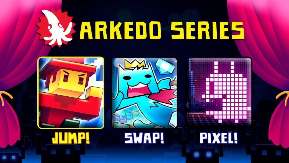 Arkedo Series