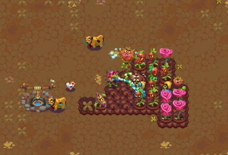 Farm Protection Simulator 'Atomicrops' Fully Fertilized With Trailer