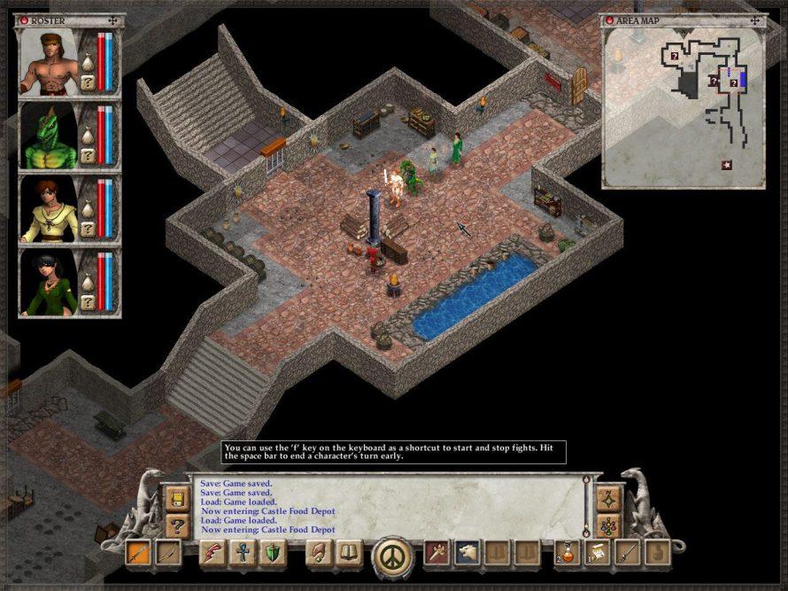 Spiderweb Software's RPG Hit 'Avernum 6' Ventures Onto iPad