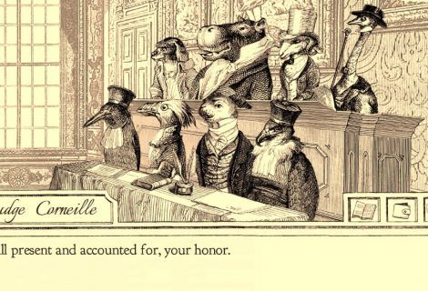 'Aviary Attorney' Has a Feathery Lawyer of Questionable Skill Weed Out Crooks In 1848's Paris