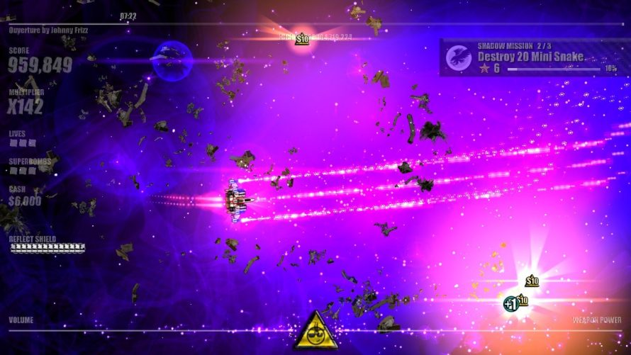 'Beat Hazard' Expands With 'Shadow Operations Unit' DLC, Steam Workshop