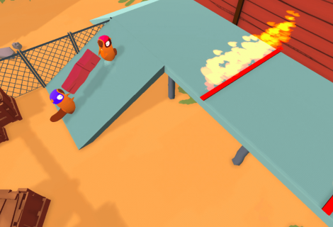 'Beavers Be Dammed' Hits Early Access, Bring a Friend Along for Timbering Lumber Heists