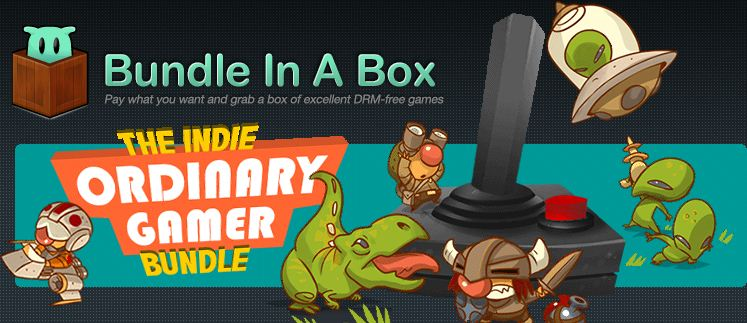 Bundle In A Box Ordinary Gamer