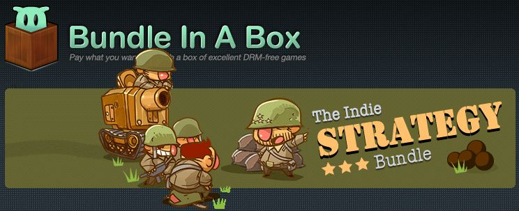 Bundle In A Box The Strategy Bundle