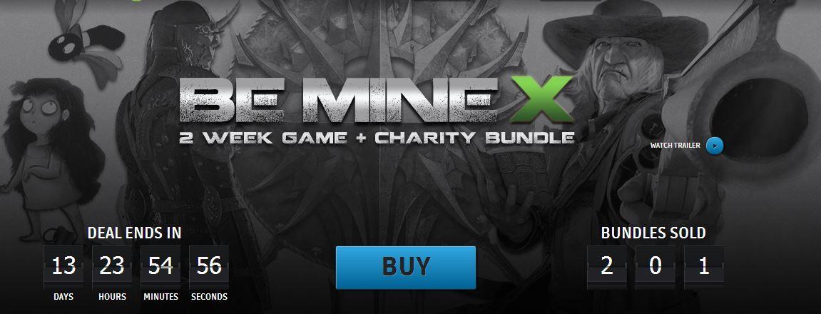 Be Mine X