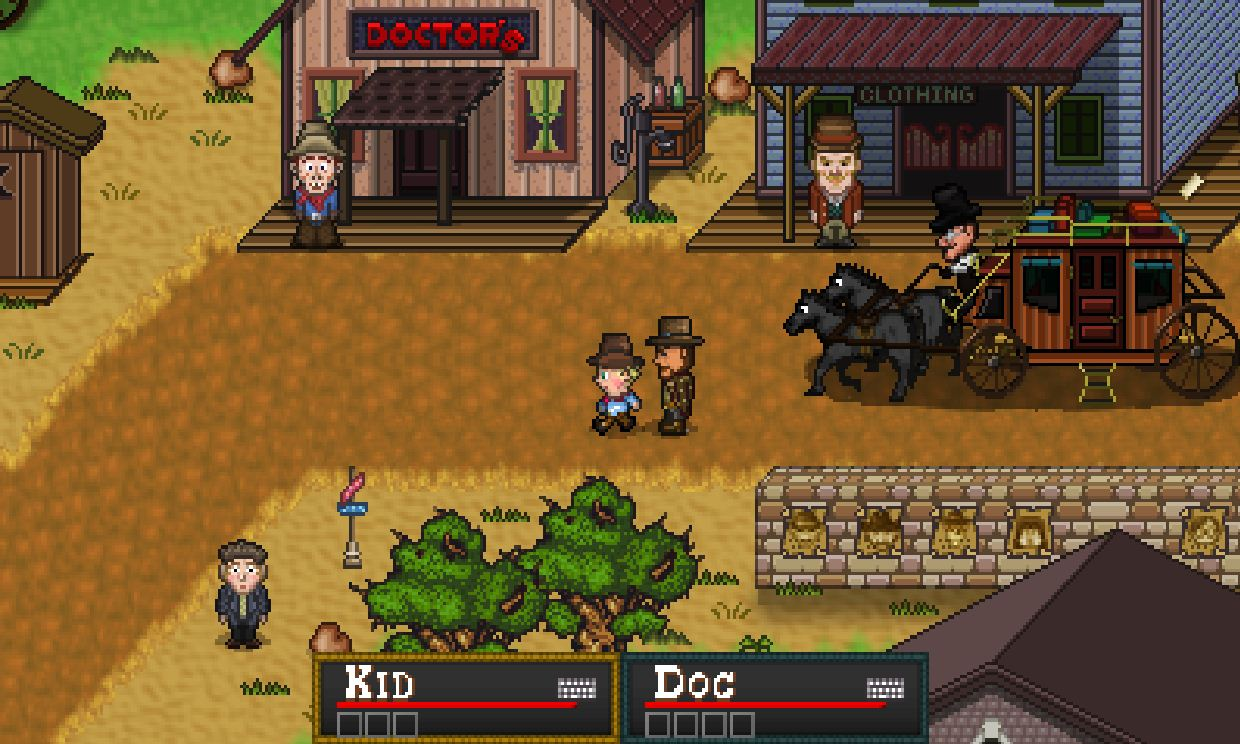 Boot Hill Heroes - Part 1