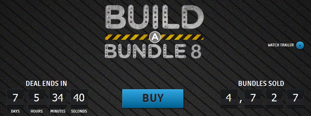 Groupees Build a Bundle 8