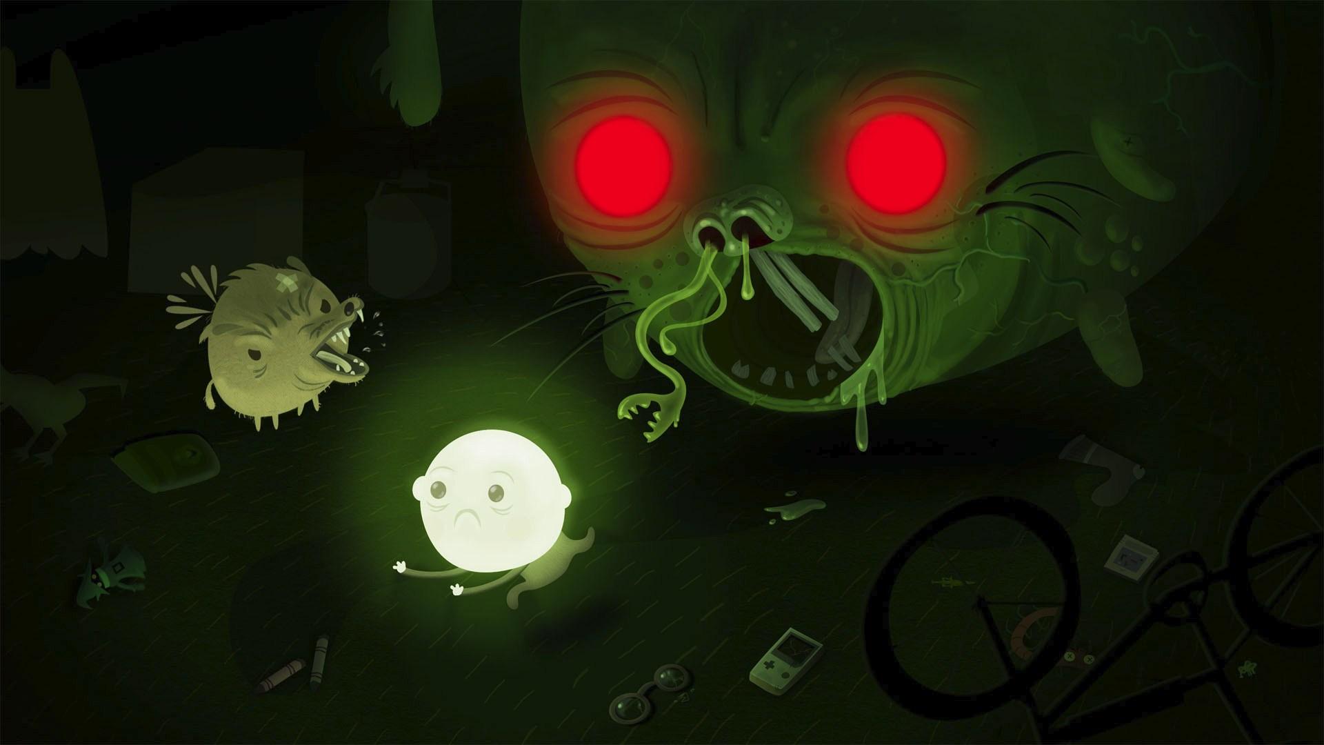 Bulb Boy kickstarter