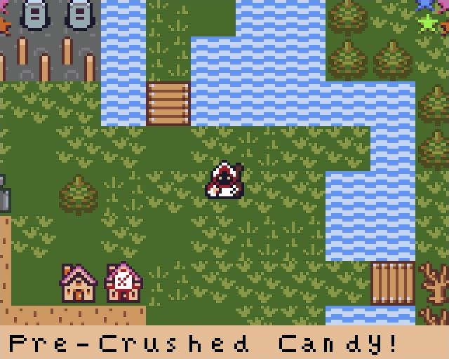 Candy-Crushing Adventure Saga