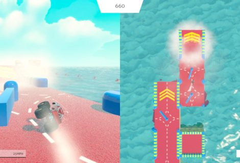 'Can't Drive This' Has You Attempting to Navigate a Road... as Your 'Friend' Builds It