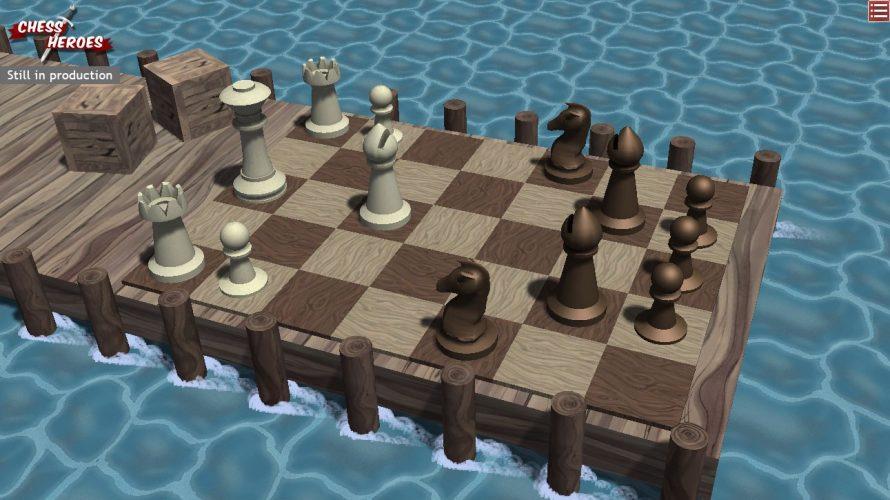 [Update: Greenlit] Stuck In Greenlight Limbo: 'Chess Heroes'