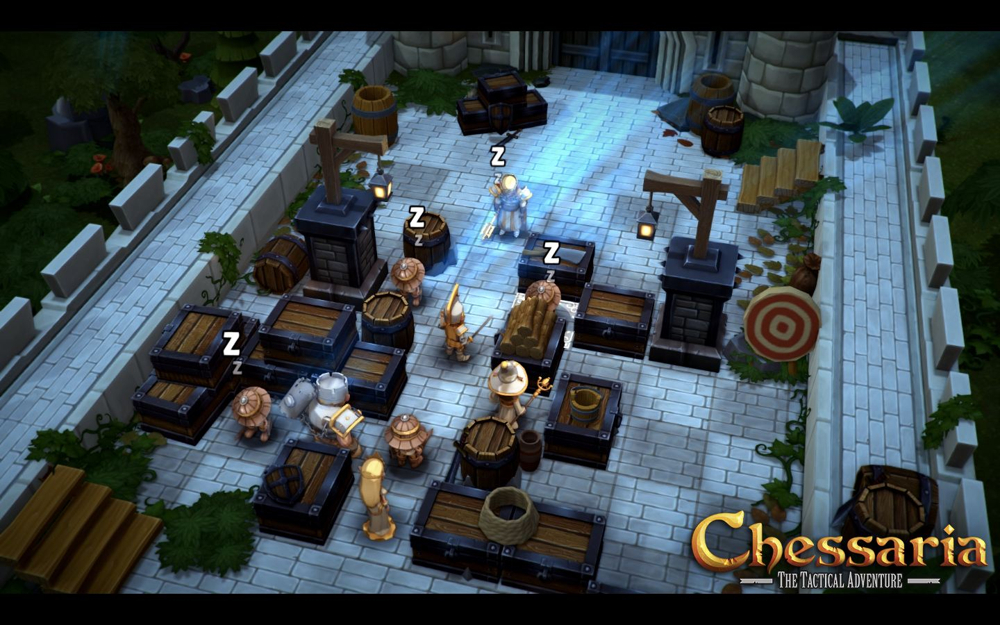 Chessaria: The Tactical Adventure (GL)