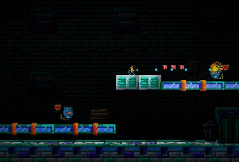 'Chester United' Demo Lets You Defy Gravity, Slow Time, Blast Bad Guys