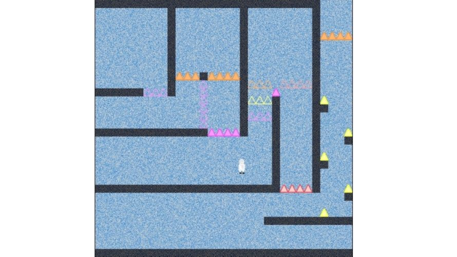 'Cloud Chap' Impressions: Where Your Jumpiness Determines Level of Spikiness