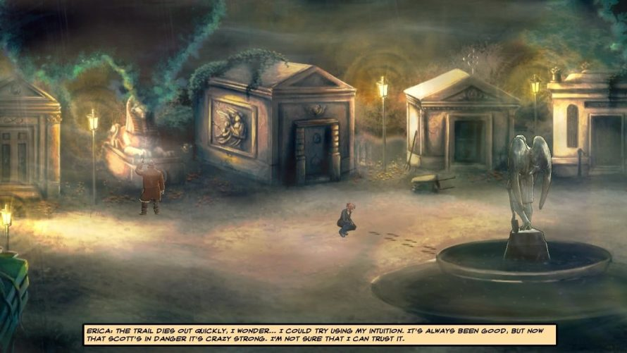 'Cognition Episode 1: The Hangman' Review