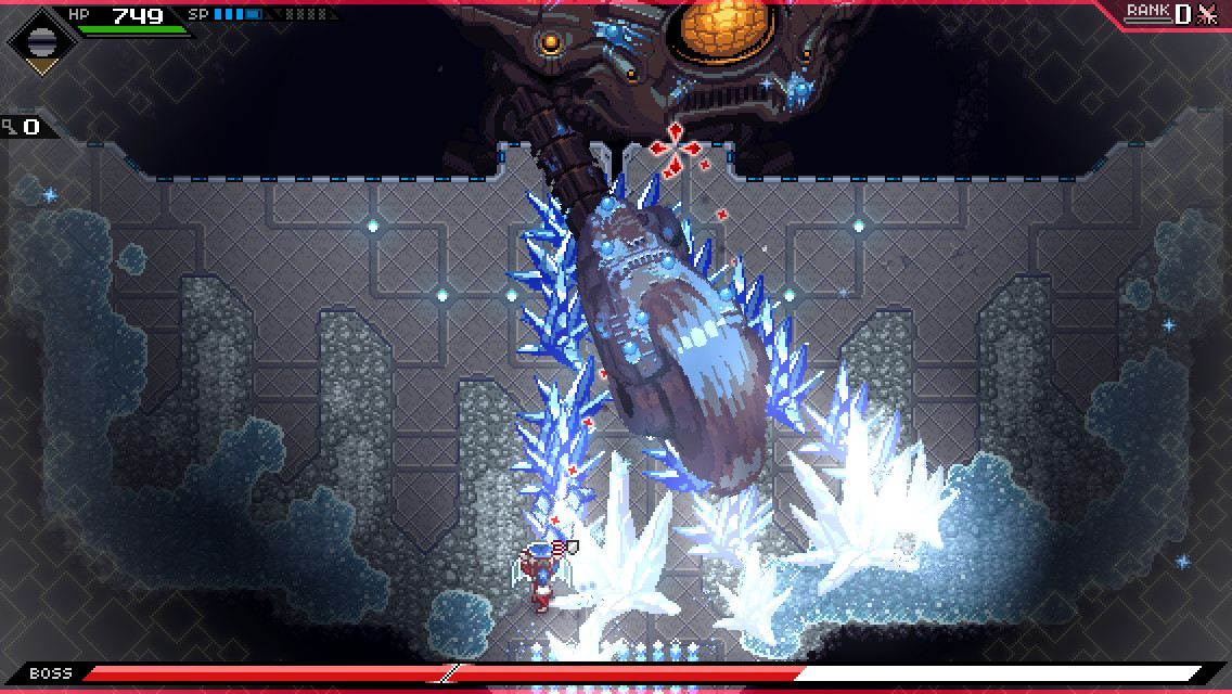 CrossCode (Early Access)