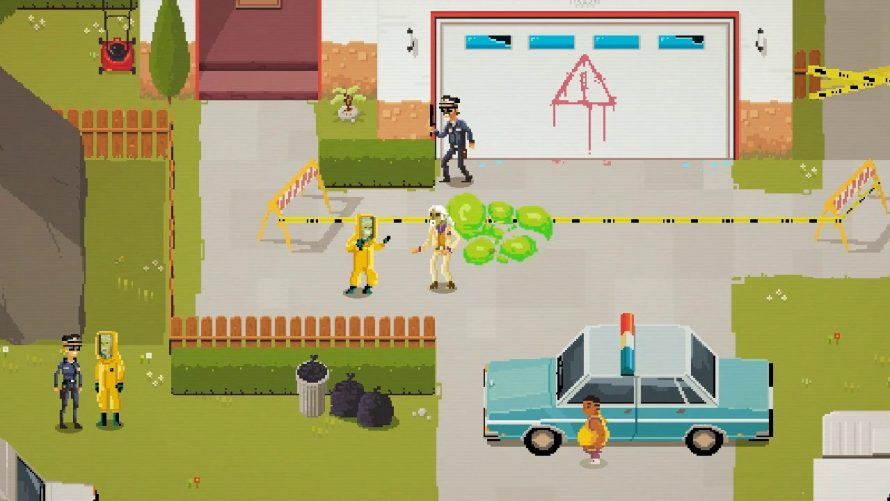 Spend the Summer of '86 Kicking Ass and Taking Names to Save the World In 'Crossing Souls'
