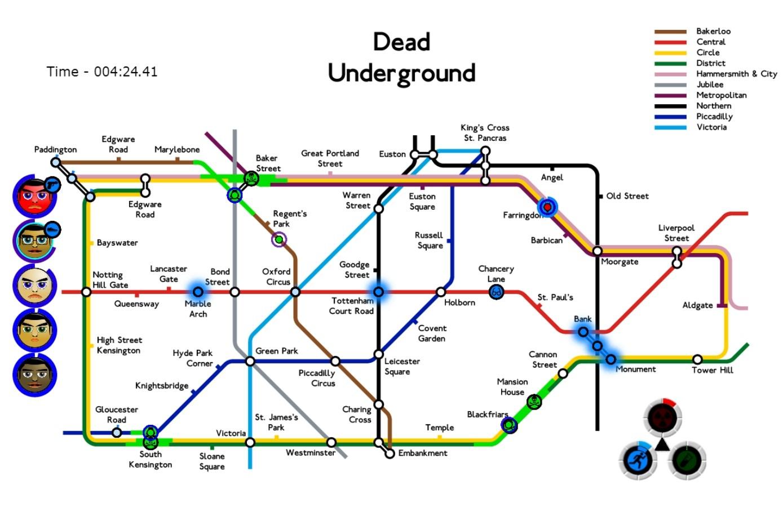 Dead Underground