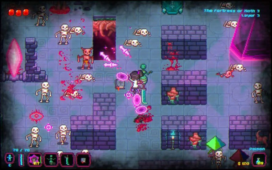 'Deathstate' Lets You Travel Beyond the Mortal Realm in Search of… Bizarre Loot