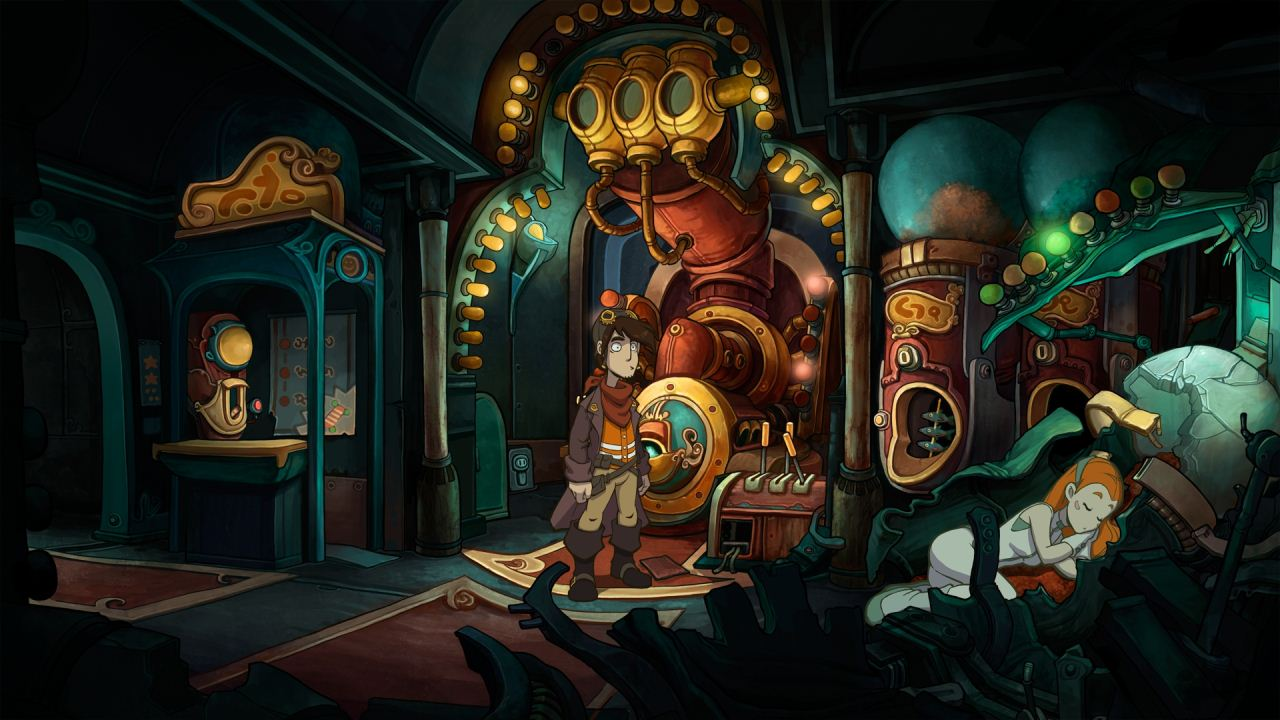 Deponia release