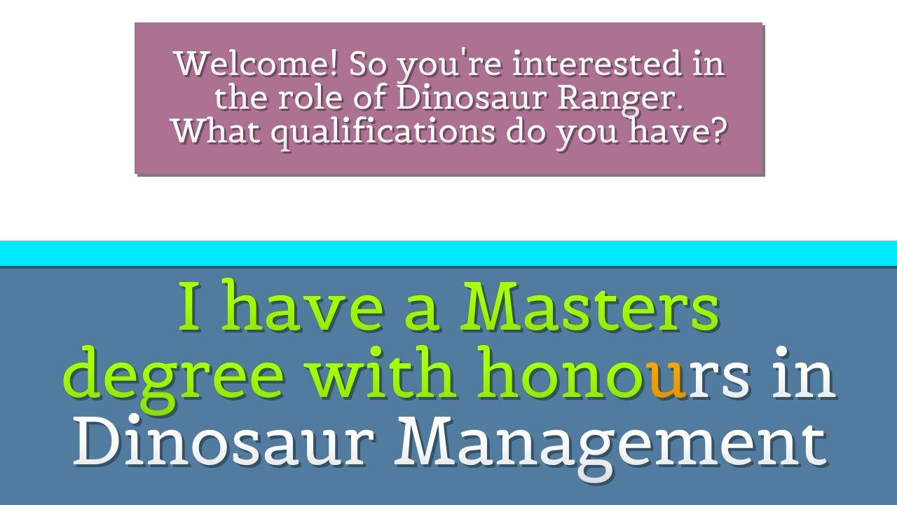 Dinosaur Ranger Interview: Burrito Challenge SUPREME