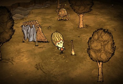 Klei September Survival: 'Don't Starve' Vita Port, 'Don't Starve Together' Closed PC Beta