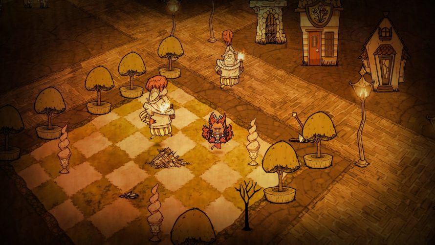 'Don't Starve: Hamlet' Leaves Early Access With the Great Aporkalypse in Tow
