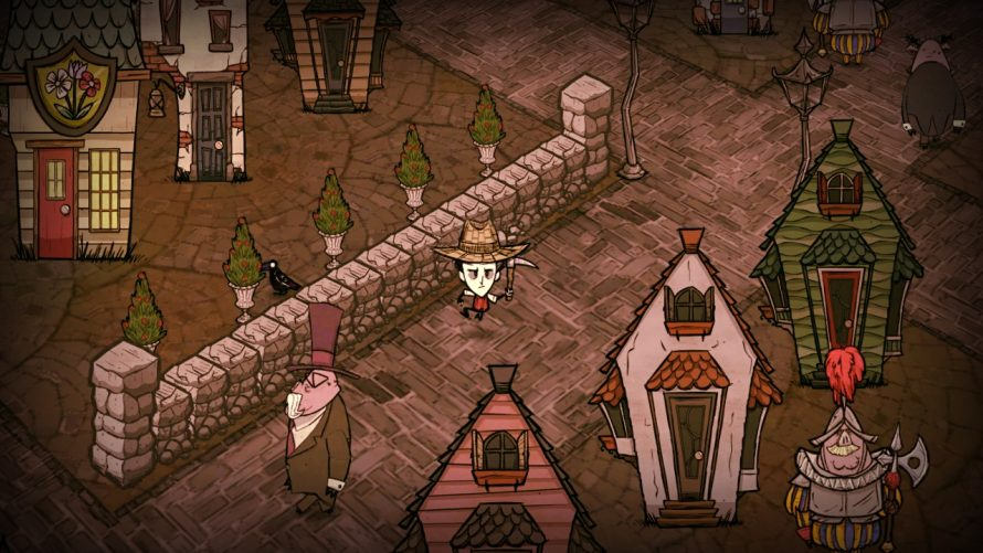 All You Can Meat: Klei Reveals 'Don't Starve: Hamlet' and 'Don't Starve Together'… Events?